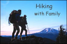 Hiking Equipment & Guide for Family Hiking Adventure